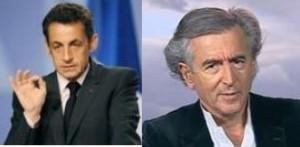 La Syrie: préoccupations de Bernard-Henri Lévy et Sarkozy. Faut-il les suivre? sarkbhl1-300x147